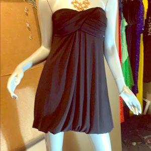 Xscape mini dress black 6